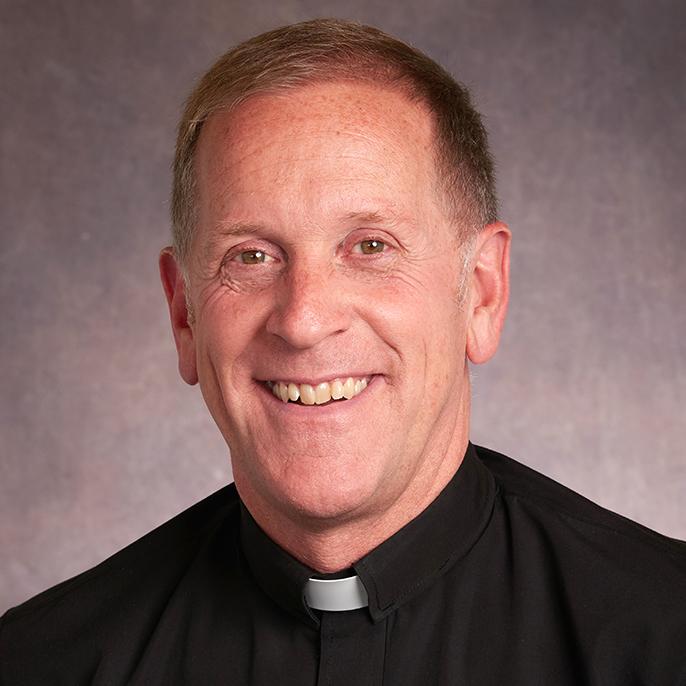 Fr. Ed Obermiller, C.S.C.
