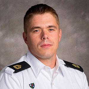 Master Sgt. Glenn Darr