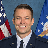 photo of Colonel Eric Leshinsky