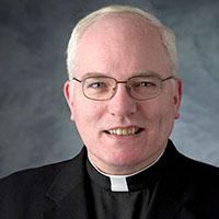 Father Art Wheeler, C.S.C.