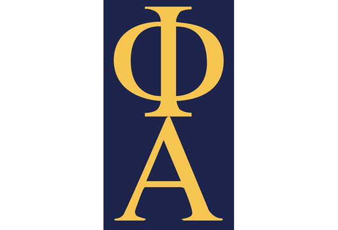Phi Alpha Logo